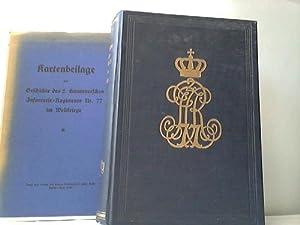 Königlich Preußisches 2. Hannoversches Infanterie-Regiment Nr. 77: Regimentsgeschichte; Heideregiment, Das