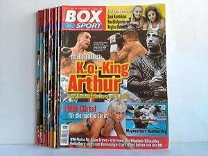 Das Magazin: Alles über Profis und Amateure - 84. Jahrgang 2008. 10 Hefte (von 12 Heften): ...