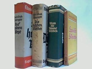 4 Bände: Dwinger, Edwin Erich