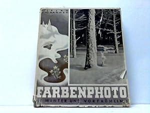 Die Farbenphotographie im Winter und Vorfrühling: Hammer, R. H.