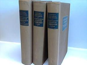 Physikalisch-chemische Tabellen. 2 Bände und 1 Ergänzungsband: Landolt-Börnstein; Roth, W...