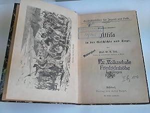 Attila in der Geschichte und Sage: Foß, R.