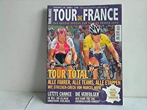 Das grosse Special zur Tour de France 2005