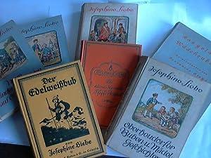 7 verschiedene Bände: Siebe, Josephine