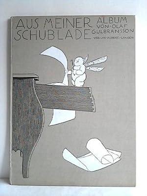 Aus meiner Schublade - Album von Olaf Gulbransson: Gulbransson, Olaf