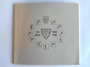 Festschrift zum 125jährigen Bestehen des Turnvereins Uelzen e. V. von 1860: Turnverein Uelzen ...