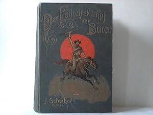 Der Freiheitskampf der Buren. 2 Bände in einem: Scheibert, J.