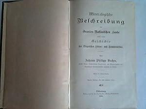 Mineralogische Beschreibung der Oranien-Nassauischen Lande: Becher, Johann Philipp