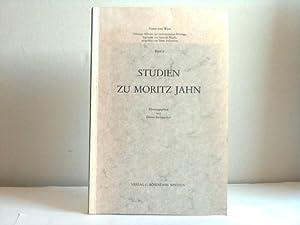 Studien zu Moritz Jahn: Stellmacher, Dieter (Hrsg.)