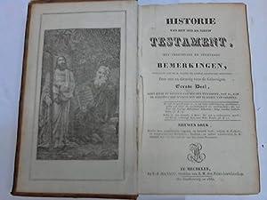 Historie van het oud en nieuw Testament: Bibel