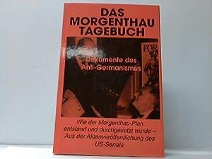 Das Morgenthau-Tagebuch. Dokumentation des Anti-Germanismus: Schild, Hermann