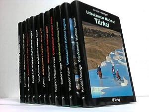 Unbekannter Nachbar. 11 verschiedene Bände: Rob/Kitamura/Hottinger/Heusser/Schwanfelder u.a.