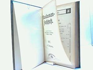 Masdasnan-Zeitschrift. 2 Jahrgänge in einem: Ammann, David / Szarlky, E.