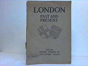 London. Past and Present: Salaman, Malcom C.