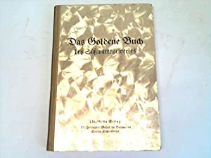 Das goldene Buch des Süßwarengewerbes. Fachkalender 1938: Meyer zu Selhausen, Dr. H. (...