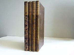 Deutsche Geographische Blätter. 4 Bände: Geographische Gesellschaft / Bremen (Hrsg.)
