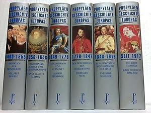 6 Bände: Geschichte Europas