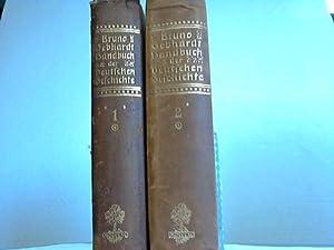 Gebhardts Handbuch der deutschen Geschichte. 2 Bände: Hirsch, Ferdinand (Hrsg.)
