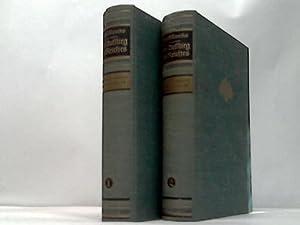 Der Aufstieg des Reiches. Deutsche Geschichte von 1807-1871/78. 2 Bände: Marcks, Erich