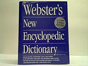 New Encyclopedic Dictionary: Webster s
