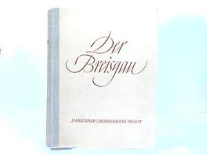 Der Breisgau: Breisgau - Busse, Hermann Eris (Hrsg.)