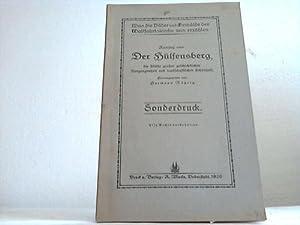 Auszug aus Der Hülfensberg, die Stätte großer geschichtlicher Vergangenheit und ...