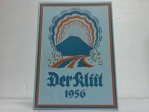 Der Klüt. Heimatkalender für das Oberwesergebiet 1956: Hameln - Kittel, Hans (Hrsg.)