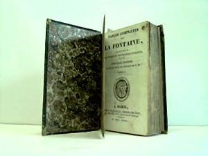 Fables Completes. 2 Bände in einem: Fontaine, Jean de la