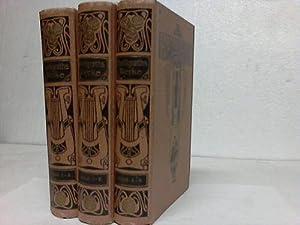 Ferdinand Freiligraths Werke in neun Bänden (9 Bände in 3 Bänden): Freiligrath, ...