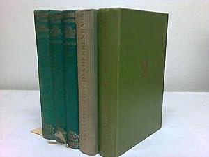 Gesammelte Werke. 5 Bände: Galsworthy, John