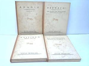 Gesammelte Werke. 8 Bände: Marcus, Otto