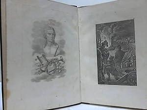 Tafelband mit 24 Kupferstichen von J. Blaschke: Schiller, Friedrich von