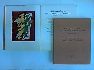 Bibliothèque du A. Roudinesco. 2 Bände: Roudinesco, A.