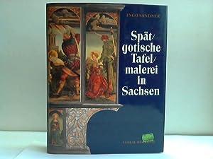 Spätgotische Tafelmalerei in Sachsen: Sandner, Ingo