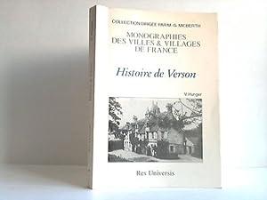 Histoire de Verson: Hunger, V.