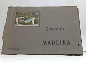 Album No. 1. Souvenir Madeira: Madeira/Portugal