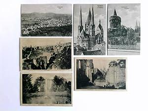 6 Postkarten: Gelnhausen