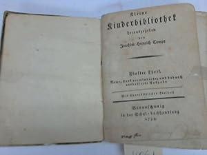 Kleine Kinderbibliothek: Campe, Joachim Heinrich (Hrsg.)
