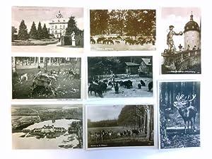 10 Postkarten: Moritzburg