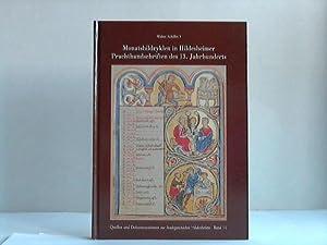 Monatsbildzyklen in Hildesheimer Prachthandschriften des 13. Jahrhunderts,: Achilles, Walter