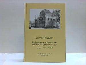 Die Bauwerke und Einrichtungen der jüdischen Gemeinde: Glatter, Sabine/ Jensen,
