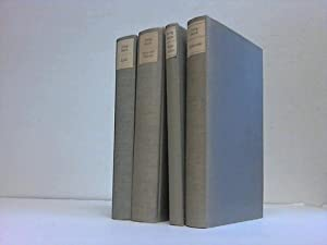 Dichtungen und Schriften. 4 Bände: Heym, Georg