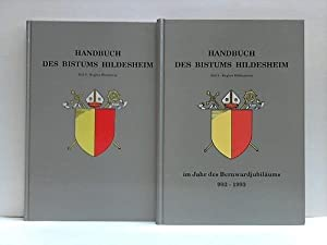Handbuch des Bistums Hildesheim im Jahr des Bernwardjubiläums 993 - 1993. 2 Bände: ...
