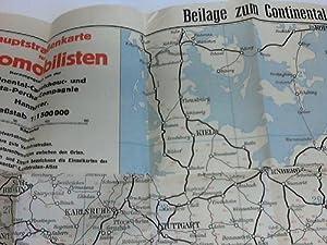 Beilage zum Continental-Handbuch für Aotomobilisten: Continental-Caoutchouc- und ...