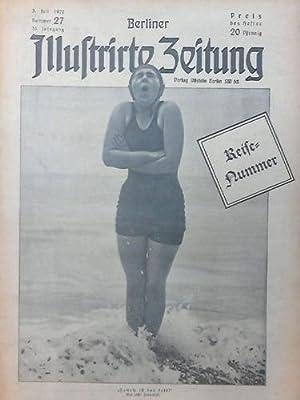 36. Jahrgang 1927; Nr. 27 bis 52 in einem Band: Berliner Illustrirte Zeitung