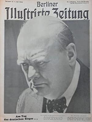 49. Jahrgang 1940; Nr. 27 bis 52: Berliner Illustrirte Zeitung