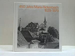 450 Jahre Maria-Rickenbach 1529-1979: Schweiz - Maria-Rickenbach