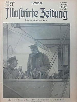 XVIII. Jahrgang 1909; Nr. 27 bis 52: Berliner Illustrirte Zeitung
