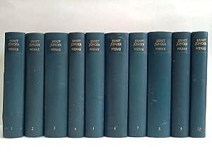 Werke. 10 Bände: Jünger, Ernst