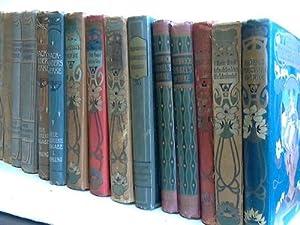 Sammlung von 15 Bänden: Illustrierte Klassiker